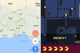 classic ms pac man game can now be played on google maps but Google Maps Pacman Disable classic ms pac man game can now be played on google maps but only on april fools' day How Can I Play Pac Man On Google Maps