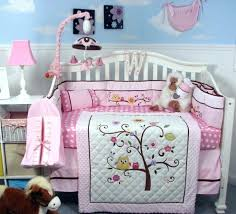 pink monkey baby bedding sets crib set medium size of kids for girls gray boy nursery