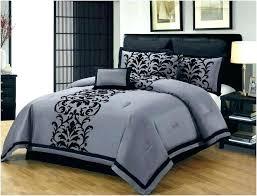 charcoal grey bedding dark set bed comforter sets super king