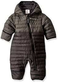 Columbia Infant Snowsuit Size Chart Columbia Infant Powder Lite Reversible Bunting Water Repellent Sleeper