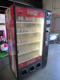 Dixie Narco Vending Machine Price Simple DIXIE NARCO COCA COLA BOTTLE VENDING MACHINE Price Estimate