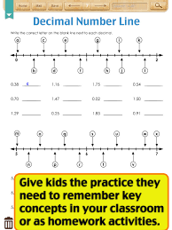 Decimal Worksheets Grade 4 Free Worksheets Library | Download and ...