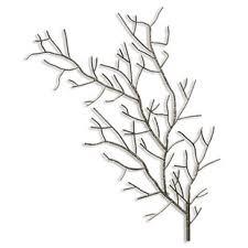 metal tree branch wall d cor on metal wall art trees and branches with metal branch wall decor wayfair