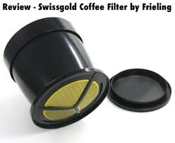 Cuisinart gold tone coffee filter medelco cone permanent coffee filter the overall sentiment towards this gold tone coffee filter is that its a huge improvement over. Swissgold Coffee Filter By Frieling Review