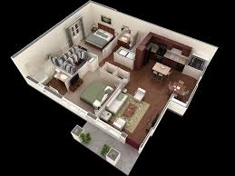 Small Picture 2 Bedroom ApartmentHouse Plans