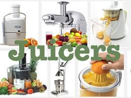 Vegetable Juicer Comparison Chart Find Out The Types Of Juicers Available On The Market With