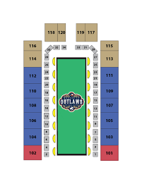 Mesquite Arena Seating Chart Season Tickets Mesquite Outlaws