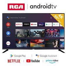 RCA RS55U2-<b>EU</b> 55 inch UHD <b>4K Android</b> Smart LED TV | RCA ...