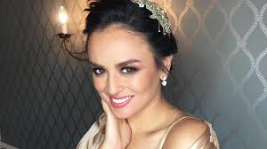 the exact s you need to cop georgina wilson s bridal look