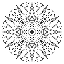 Small Picture Fractal Coloring Pages 40 Image Collections Gianfredanet