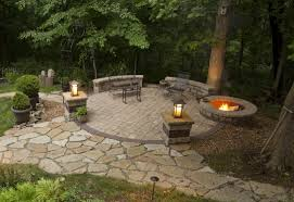 patio ideas with fire pit. Large Size Of Makeshift Fire Pit Landscaping Ideas Build Your Own Stone Patio With