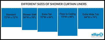 curtain lengths standard nice look 3 how long is a standard or extra shower curtain