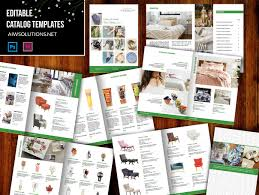 product catalog templates wholesale catalog template id07
