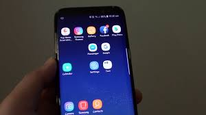 Galaxy S8 What Is Edge Lighting Samsung Galaxy S8 How To Enable Disable Edge Lighting Notification