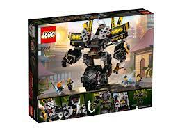 LEGO® The LEGO Ninjago Movie - Cole's Donner-Mech 70632 (2017) | LEGO®  Preisvergleich brickmerge.de