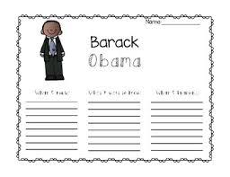 Barack Obama Kwl Chart