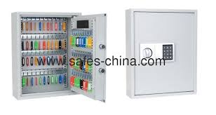 Keywords: digital key safe box , electronic key cabinets , key safe  storage, large key safes