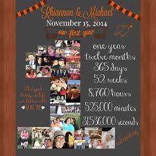 ideas year weddingsary gift for him beautiful husband lading of incredible 16 diy 1 anniversary