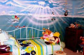 Perfect Little Mermaid Bedroom Decorating Ideas