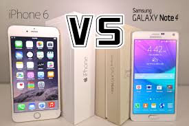 iphone 6 battery size iphone 6 plus vs samsung galaxy note 4 ultimate full comparison
