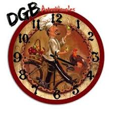 Reloj Pared Cocina Original   Hogar, Muebles Y Jardín En Mercado Libre  Argentina