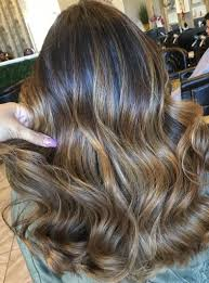 Golden Balayage Hair Color Highlightscaramel