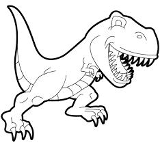 Tuyển tập tranh tô màu khủng long đẹp và sinh động nhất cho bé