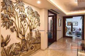 plaster of paris wall designs