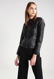 for women jacket black leather onlwilma faux versatile
