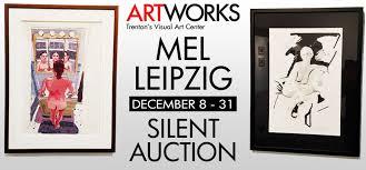 What Is Silent Auction Artworks Trenton Mel Leipzig Silent Auction