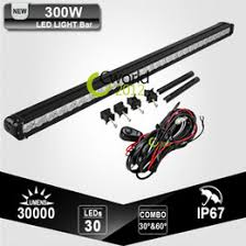 cree led light bar wiring harness suppliers cree led light bar 50 inch cree 300w offroad led light bar combo beam 30x10w suv 4wd atv 4x4 driving head lamp wiring harness loom kit