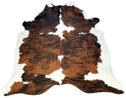 brindle cowhide rug color lorain light tan faux dark brindle cowhide rug light faux