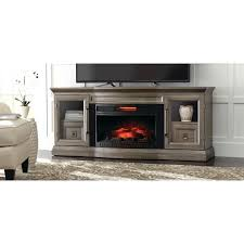 gray fireplace tv stand stand infrared electric fireplace with sound bar in gray finish gray fireplace tv stand