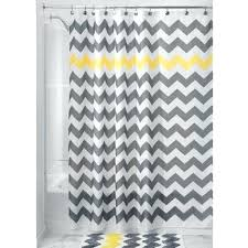 yellow grey and white shower curtain window curtains ds pertaining to handsome yellow and grey yellow