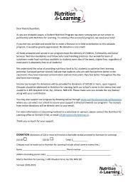 Contribution Letter Donation Request Letter For Parents Program Coordinator