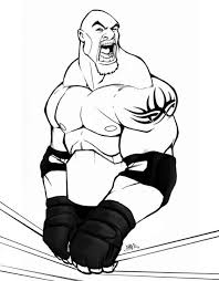 Small Picture Wwe Color Pages Cheap Wwe Coloring Book Heel To Face I Made You A