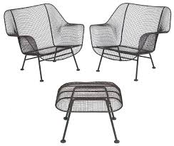metal mesh patio chairs.  Metal Black Mesh Patio Furniture Outdoor Dining Room Ideas With Metal  Rectangular  And Metal Mesh Patio Chairs T
