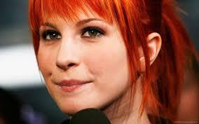 Tapety Tvář Ryšavý Model Portrét Dlouhé Vlasy červené Zelené