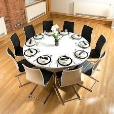 round table that seats 10 mesmerizing seating dining table dining table stylish round dining what size