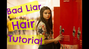 Selena Gomez Hair Style bad liar hair tutorial selena gomez hairstyle 2017 youtube 4958 by wearticles.com