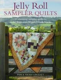 Jelly Roll Quilts | Books and Authors I like | Pinterest | Jelly ... & Booktopia has Jelly Roll Sampler Quilts, 10 Stunning Quilts to Make from 50  Patchwork Blocks by Pam Lintott. Buy a discounted Paperback of Jelly Roll  ... Adamdwight.com