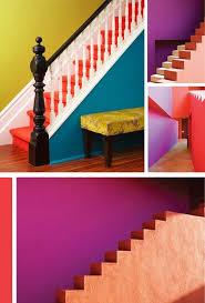 colores de moda para la casa chillones escaleras