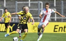 Spieltag im derby gegen leverkusen (0:1). Bvb Ii Fortuna Koln Und Munster Siegen Fortune Mit Dreierpack Reviersport