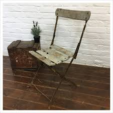 Get it as soon as wed, mar 31. Folding Rustic French Vintage Garden Chair Mayfly Vintage