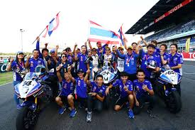 in 2016 the yamaha thailand racing team managed by thai yamaha motor co ltd tym a local subsidiary of yamaha motor achieved big results in the asian