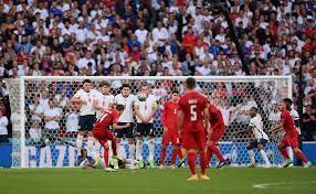 كورة اون لاين - انطلاق الشوط الثاني انجلترا 1 الدنمارك 1