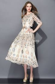 48 Best Print Dresses Images On Pinterest Collars Patchwork And