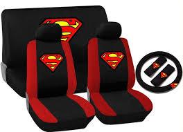 superman car accessories superhero
