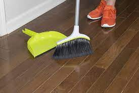the best kitchen brooms to keep floors