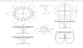 dining room table sizes size for 6 dimensions irrational round standard metric